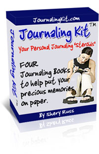 Journaling Kit journaling booklets for writers